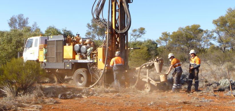Driller Workover Drilling <strong>Bowen Basin</strong> Mining QLD
