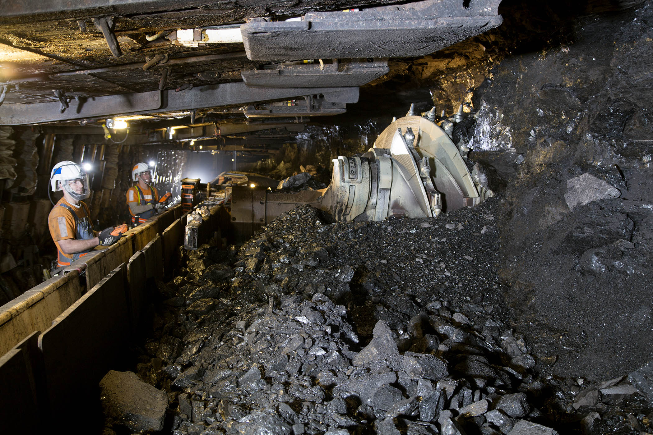 MultiSkilled Mine Worker Underground Coal Mine site Queensland-iMINCO.net Mining Information