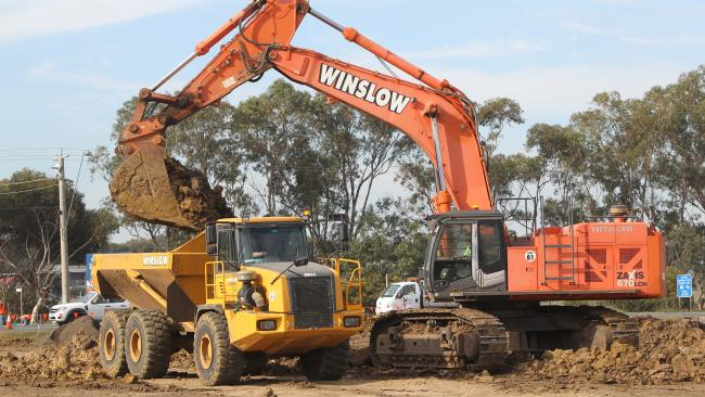 Grader Operator & Machine Operators Melbourne