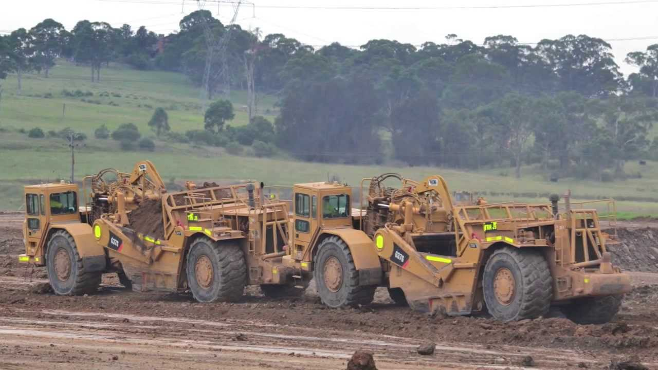 Mine Sites Scraper Operator DIDO Mining Mackay QLD