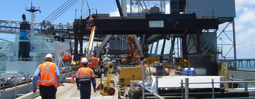 Crane Operator Underground Mining Trade Assistant QLD-iMINCO.net Mining Information