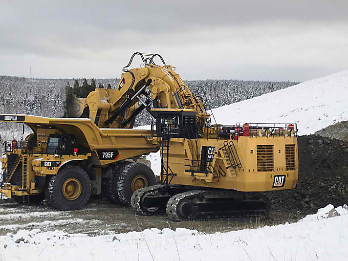 Excavator Operator Coal Mine Jobs Leading Hand Brisbane-iMINCO.net Mining Information