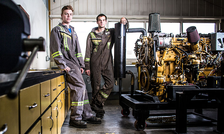 Caterpillar Mining Heavy Duty Plant Mechanic Fitter Maintenance QLD