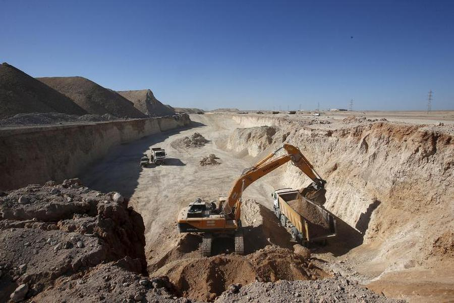 Crushing Quarry Operators Cloncurry mine site Queensland