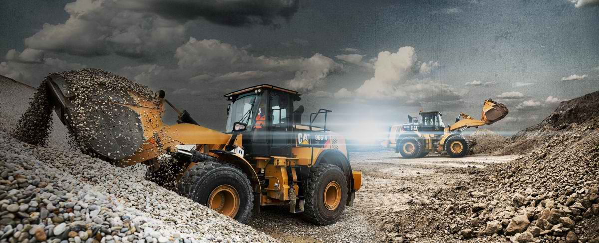 Front end Loader Operators Experience Rounder