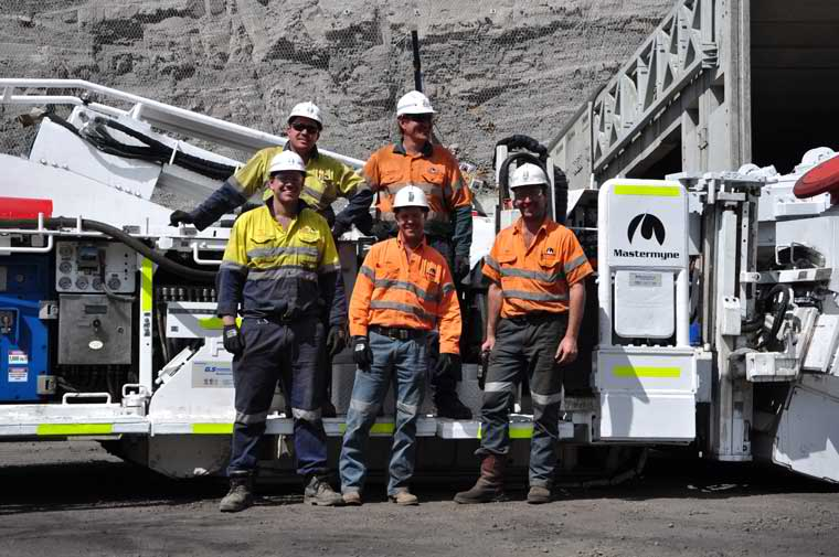 Underground Coal Mining Electrician Development QLD-iMINCO.net Mining Information