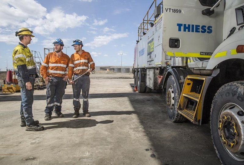 Multi-Skilled Coal Mining Operators Blackwater Central Queensland