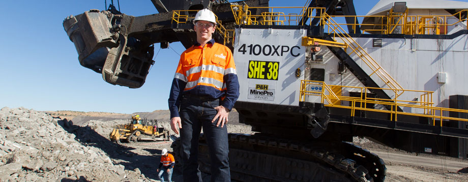 Experienced Driller Operator Coal Mine site <strong>Bowen Basin</strong>
