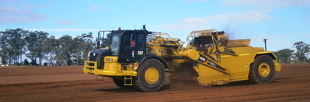 Experienced Machine Scraper Operators FIFO Blackwater Brisbane QLD