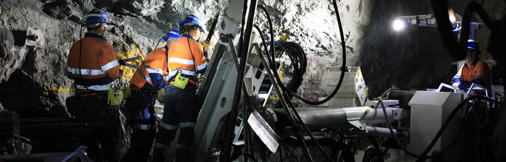Fitter Underground Mine Leading Mining Hand QLD