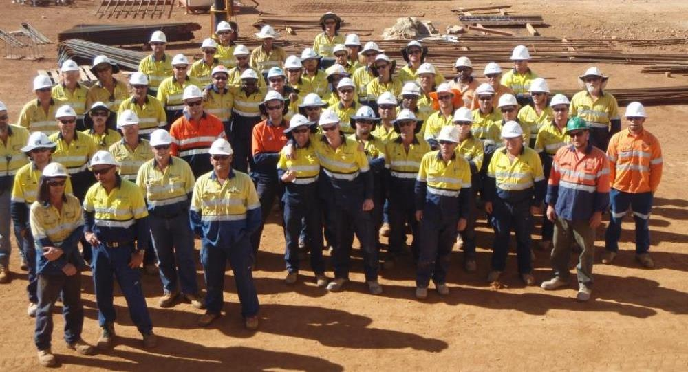 Commercial Manager FIFO Civil mine DIDO Western Australia