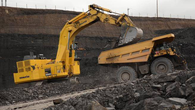 Coal Mining Dump Truck Operator Bowen Basin Mine Job QLD-iMINCO.net Mining Information