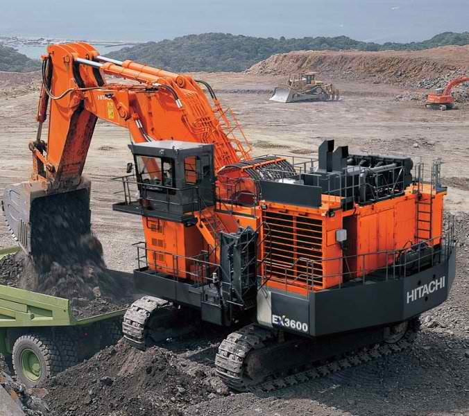 Experienced Excavator Operators Large Coal Mining Mackay QLD