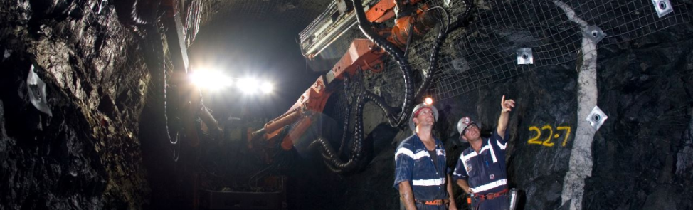 Electrician Underground Mining Cannington Mine Queensland-iMINCO.net Mining Information