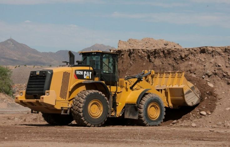 Plant Operator Cat 982M Wheel Loader Carrum Downs