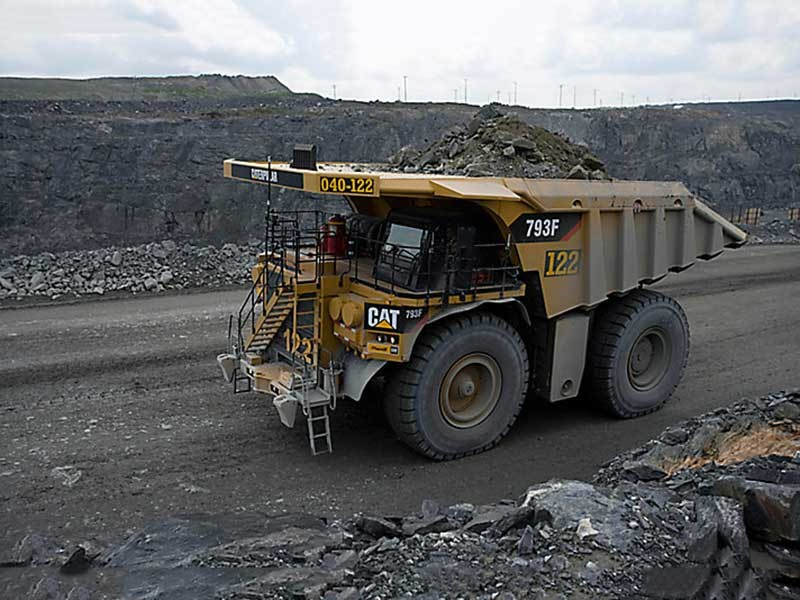 Coal Mining Operator Mobile Heavy Machinery Bowen Basin-iMINCO.net Mining Information