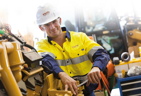 Longwall Maintenance Diesel Fitter Coal Mining Field Service QLD-iMINCO.net Mining Information