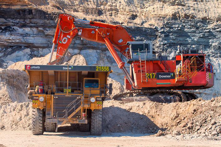 Mining contractor Truck Operator Maintenance Trade Assistant QLD-iMINCO.net Mining Information
