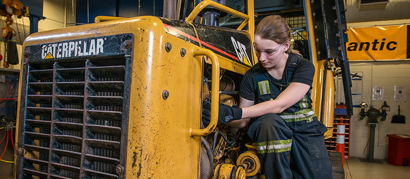 Heavy Duty Diesel Mechanics Mader Queensland