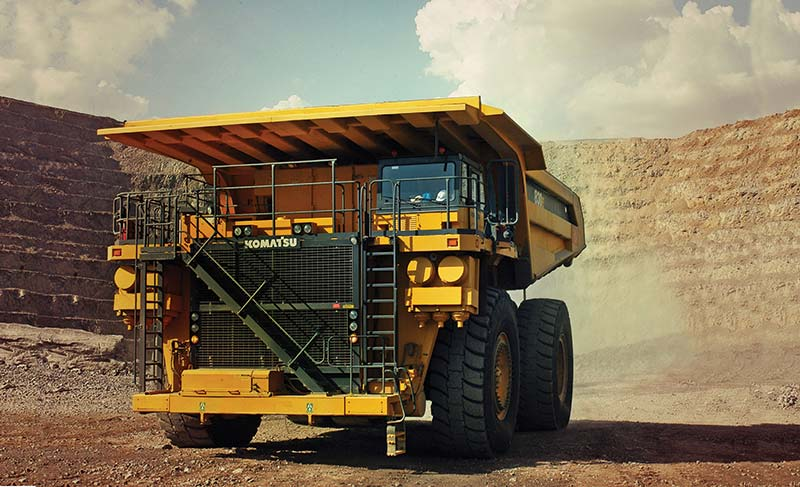 Electric Dump Truck Operators Coal mine Banana Shire Brisbane-iMINCO.net Mining Information