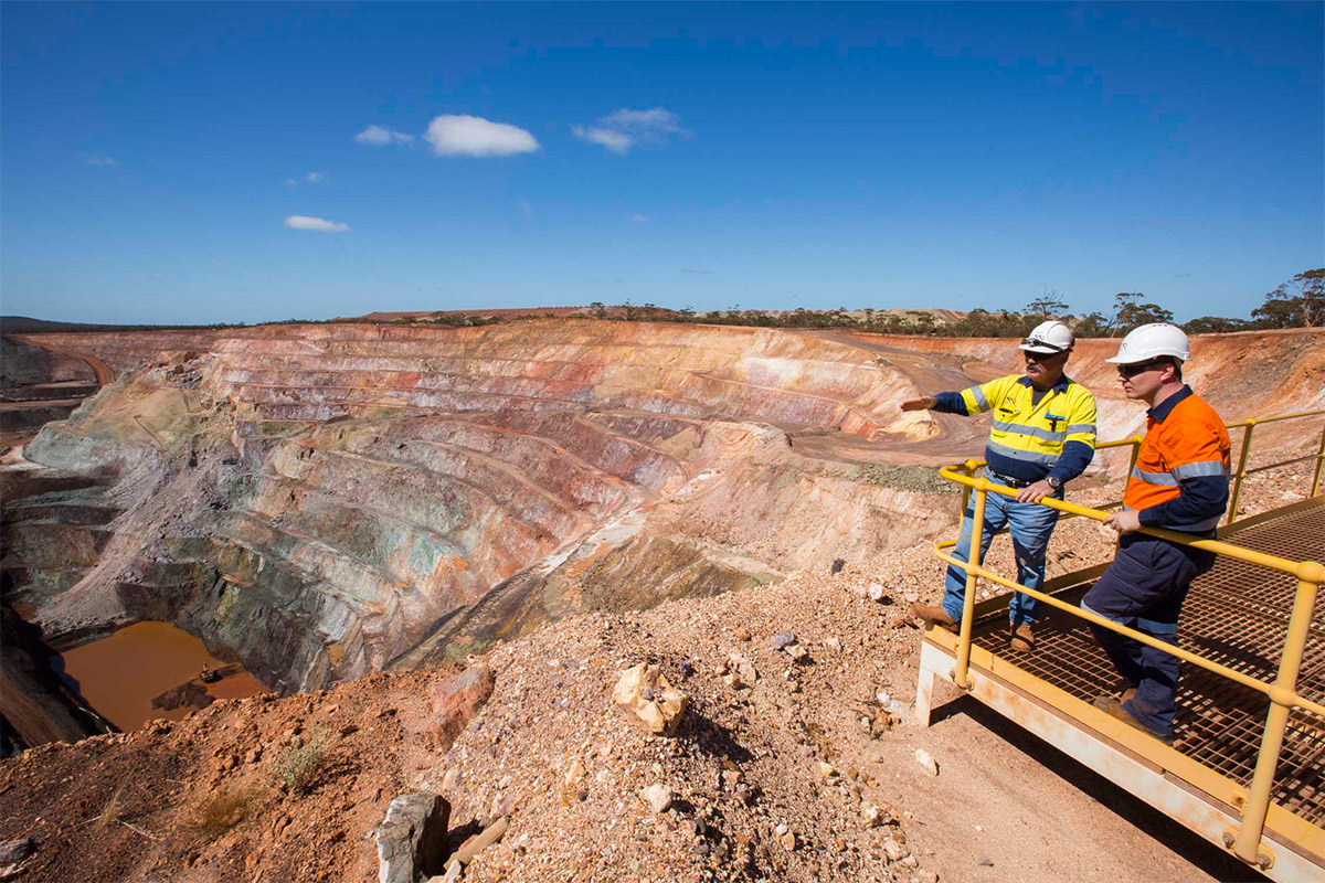 Mining Electrician Mechanical Fitter Lithium Site Goldfields