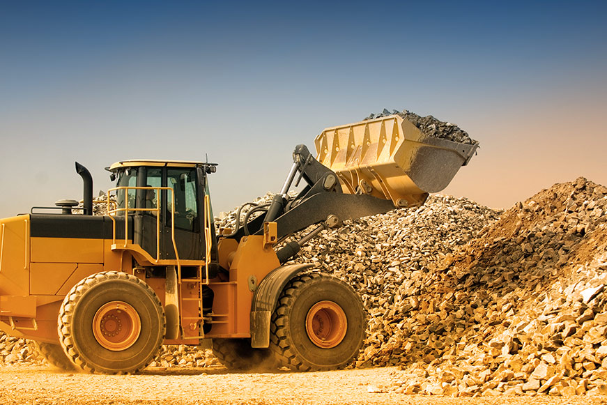 Loader Operator Mobile Plant Northern Suburbs WA