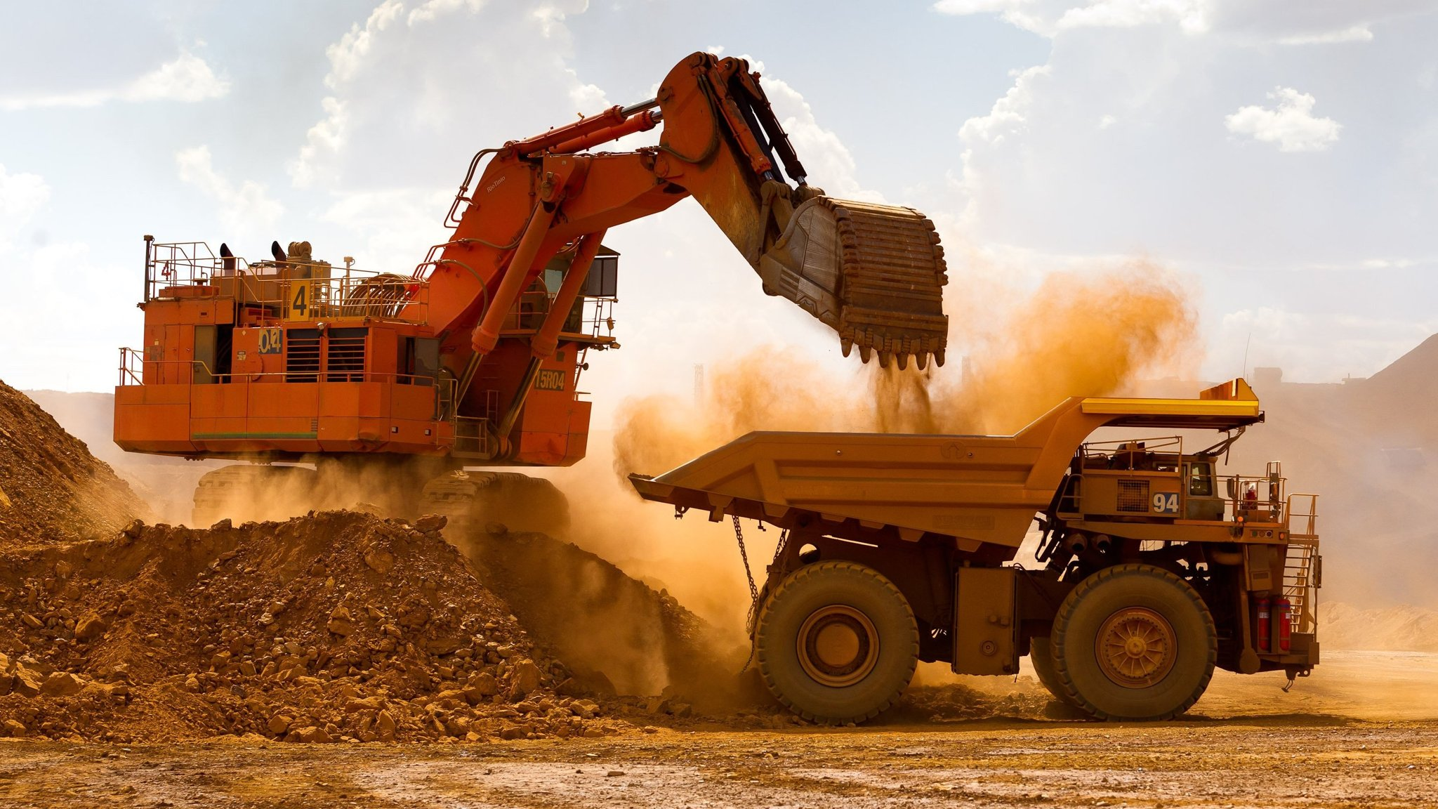 MultiSkilled Excavator Production Mining Operator Newcastle-iMINCO.net Mining Information
