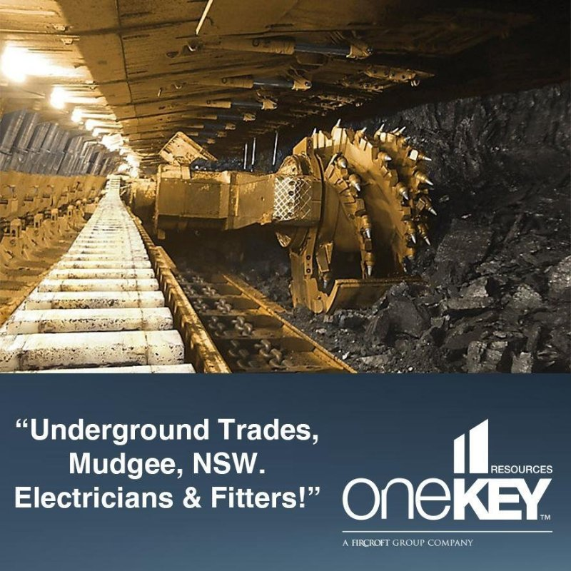 Underground Development Operators Hunter Valley, NSW