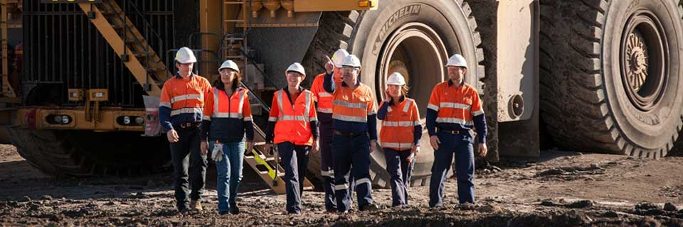 Production Mining Operation Improvement Engineer Weipa Mine QLD