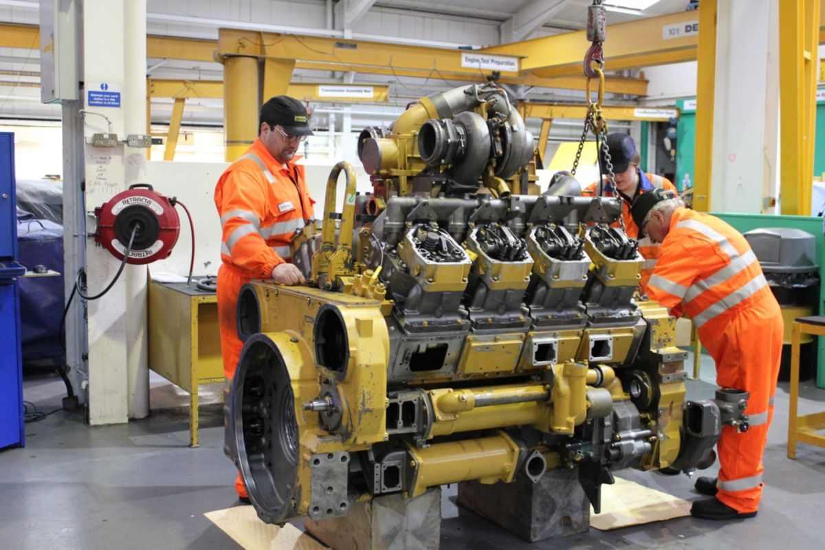 diesel cat machinery mechanic port hedland wa