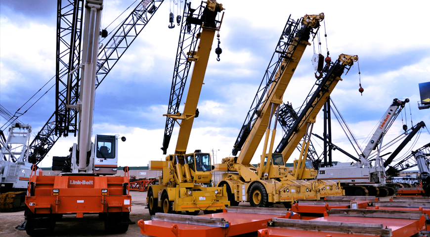 Mobile Crane Operators Riggers Blackwater Coal Mine QLD-iMINCO.net Mining Information
