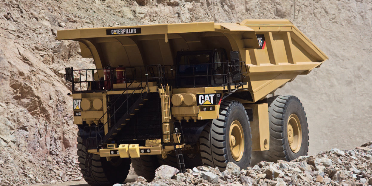 Dump Truck Operators Major Mining Bowen Basin QLD-iMINCO.net Mining Information