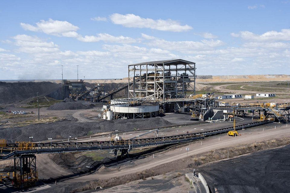CHPP Operator Maintainer Coal mine Bowen Basin QLD