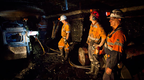 Underground Mine Assistant Residential Mount Isa Coal Mining QLD-iMINCO.net Mining Information