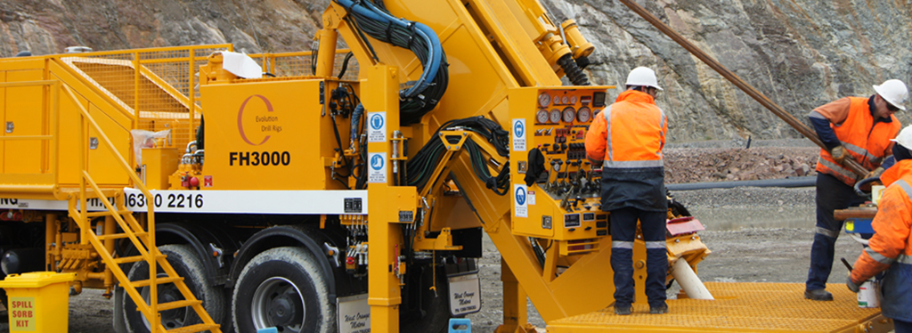 Drill HD Fitters FIFO Pilbara Terex CAT Heavy Duty