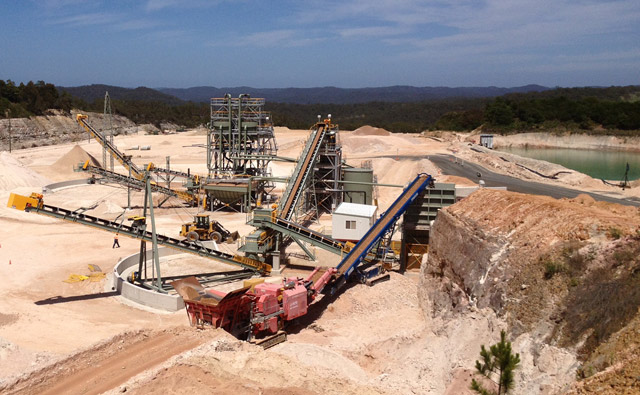 Quarry Operator Williamsdale Supervisor Canberra Job-iMINCO.net Mining Information