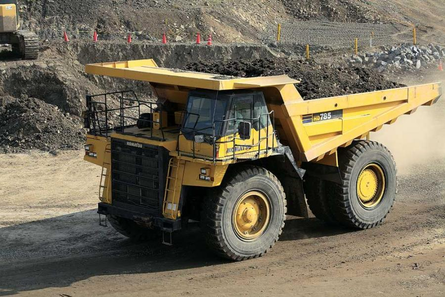 Dump Truck Operators Major Mining <strong>Bowen Basin</strong> QLD