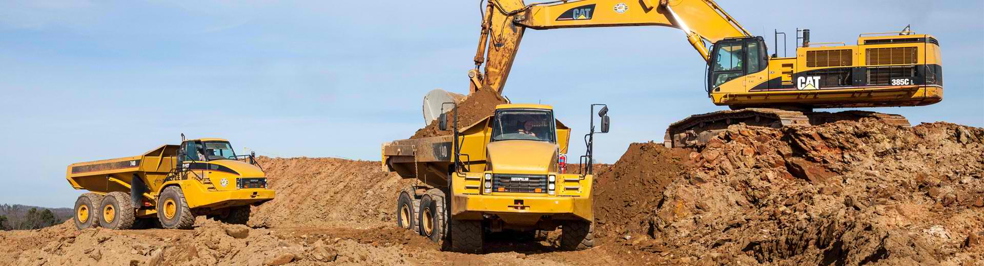 Excavator Operator Plant Operating QLD Electrical Brisbane