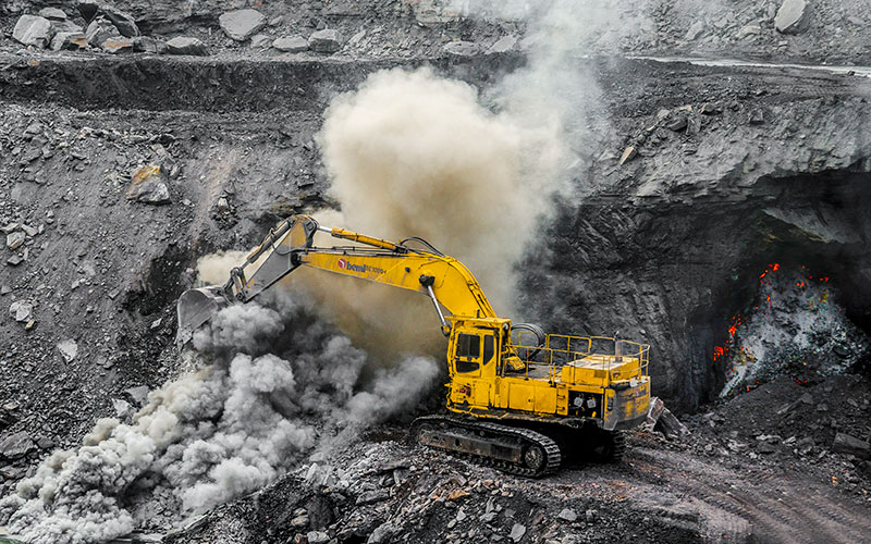 Coal Mining Heavy Machinery Operator Bowen Basin Queensland