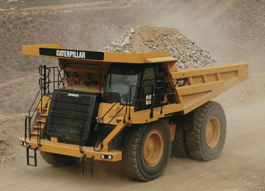 Dump Truck Operator CAT 777 KOM 730 Coal mine Banana Shire-iMINCO.net Mining Information