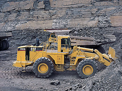 Side Tipper Operators Coal Mine Site Northern QLD-iMINCO.net Mining Information