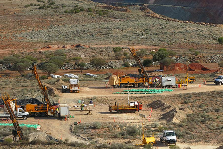 Senior Mine Planning Open Pit Gold Mine WA