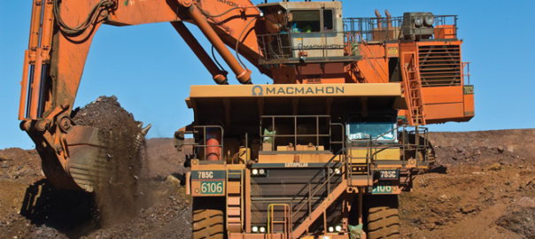 Caterpillar Dump Truck Operator Mining Production QLD-iMINCO.net Mining Information
