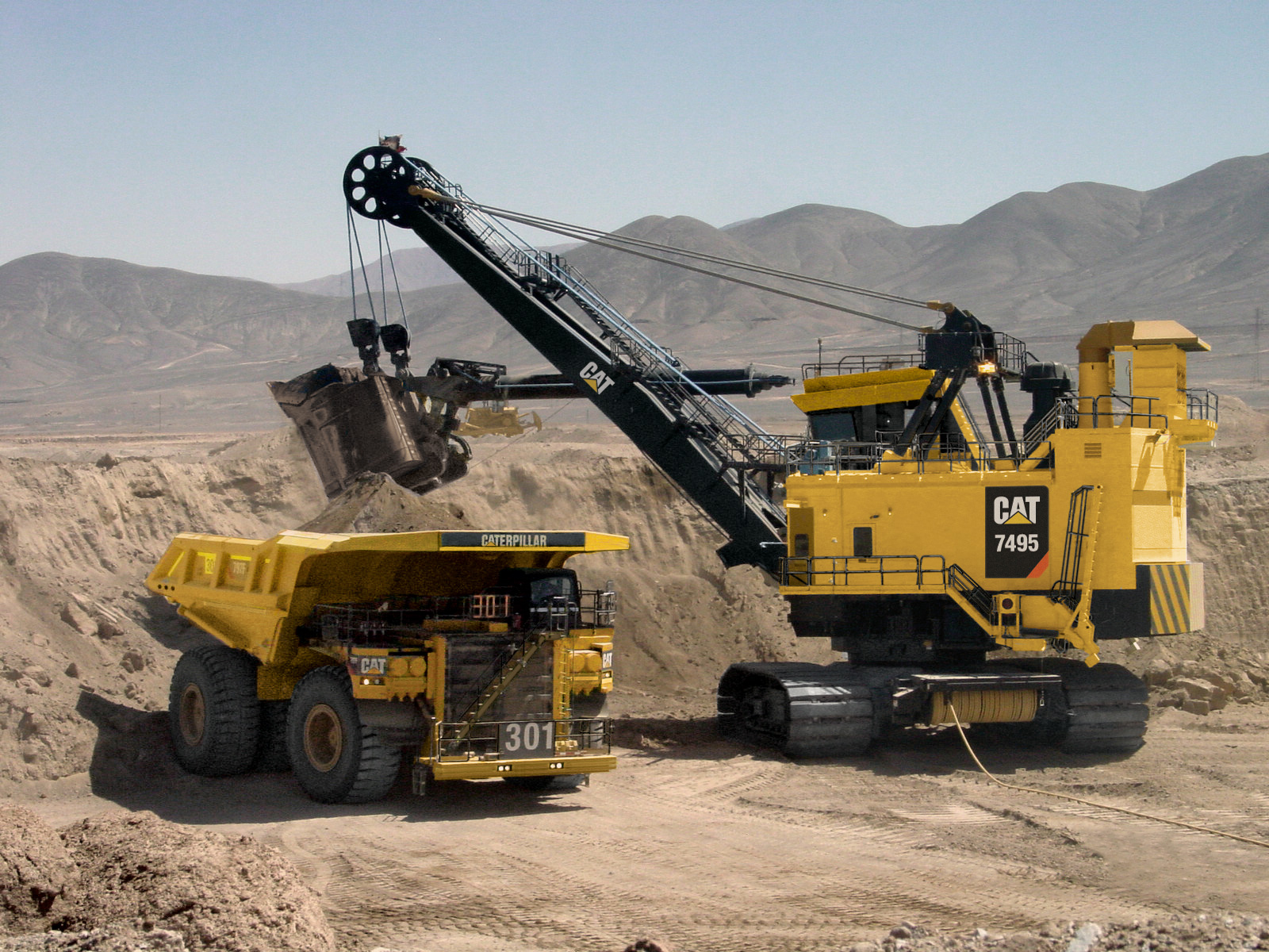 Electric Rope Shovel Operator Coal Mining Jobs <strong>Bowen Basin</strong>-iMINCO.net Mining Information