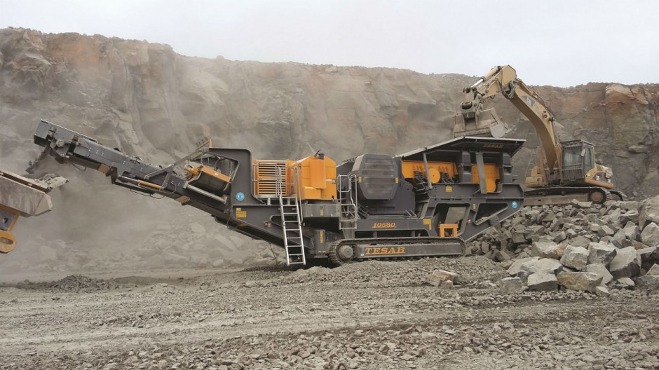 Heavy Mobile Maintenance Crusher Operators Eyre Peninsula SA