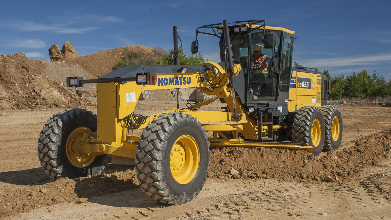 Grader Operator Brisbane Mine job QLD Mining