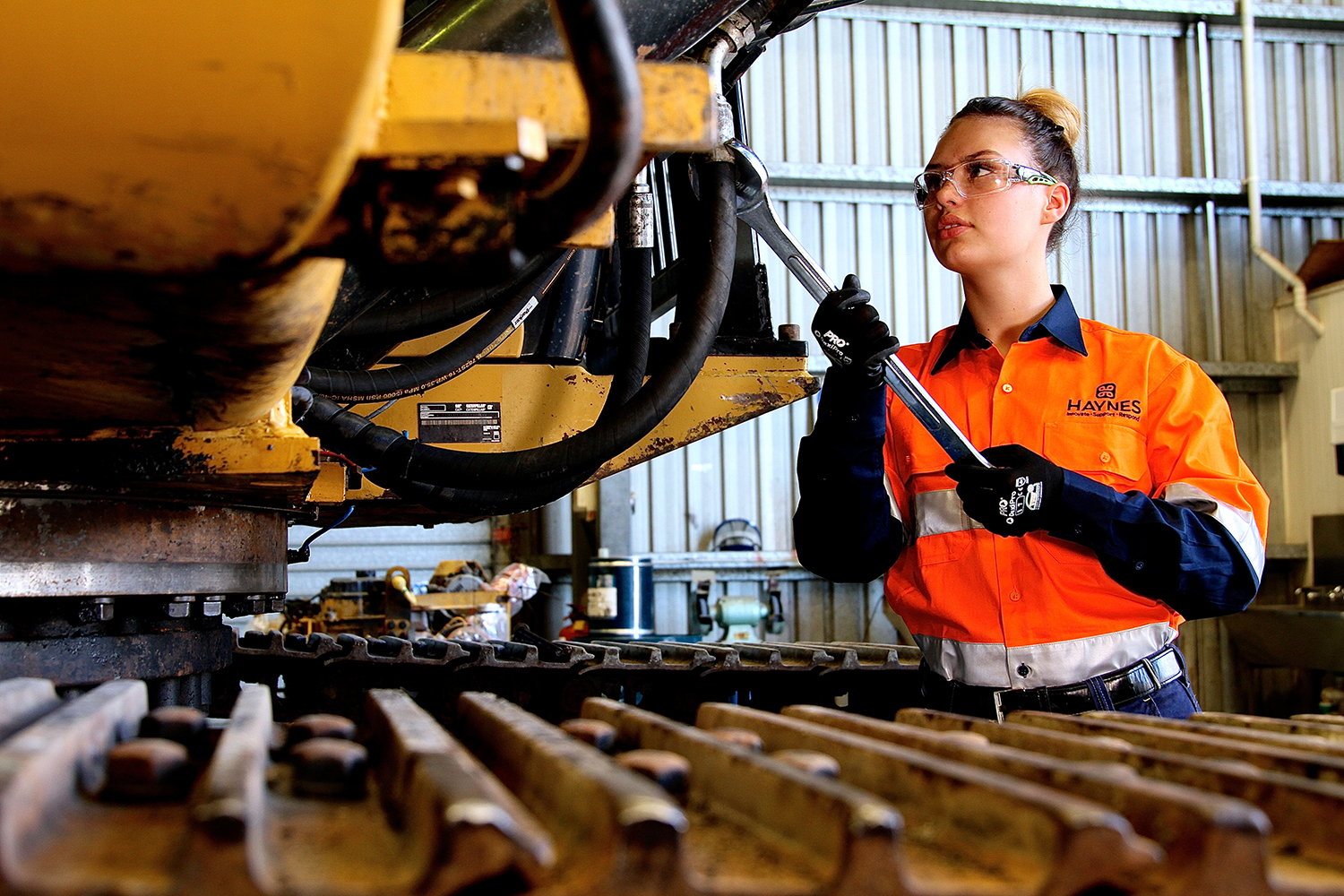 Trade Qualified Diesel Fitter Mining Maintenance Mackay QLD