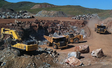 Heavy Duty Diesel Fitter Mining maintenance Weipa QLD-iMINCO.net Mining Information