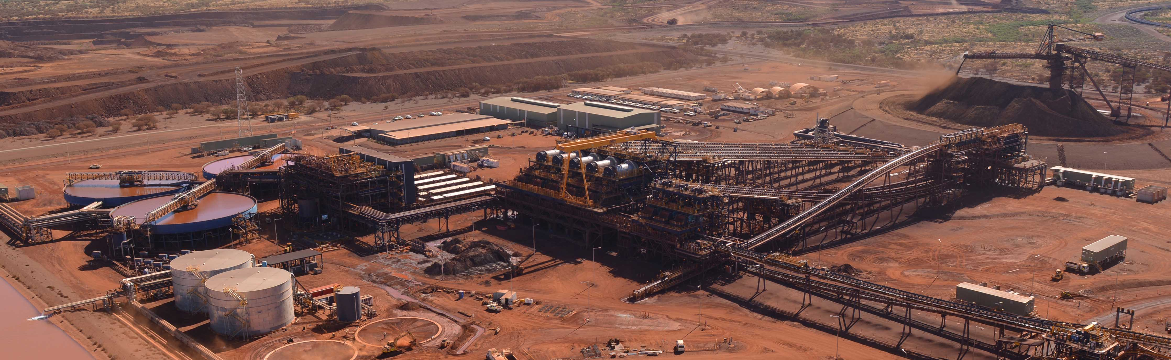 Operator Mineral Processing FIFO Mine Job-iMINCO.net Mining Information
