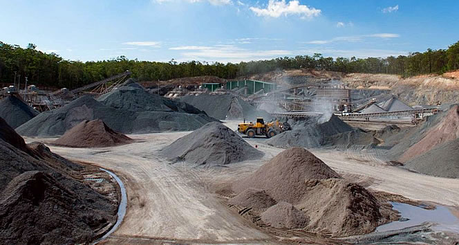 Mining Quarry Manager Asphalt Production Queensland